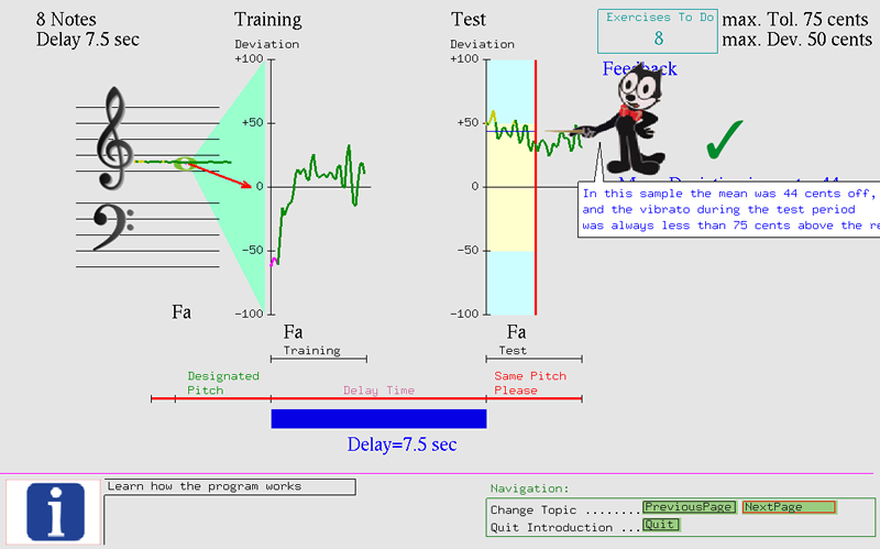 SamePitchPlease Screen shot